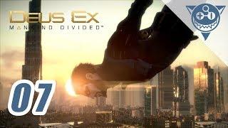 Deus Ex Mankind Divided - 07 - Un gourou inatteignable