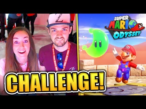 Save Super Mario Odyssey GAMEPLAY - 10 MINUTE BOSS CHALLENGE! (LIVE) Pics