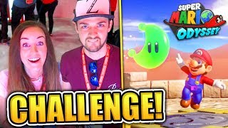 Super Mario Odyssey GAMEPLAY - 10 MINUTE BOSS CHALLENGE! (LIVE)