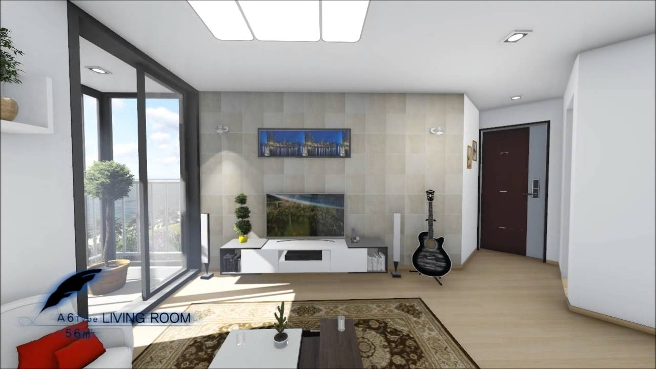 Lumion 3d Interior Simulation Video 3d Youtube