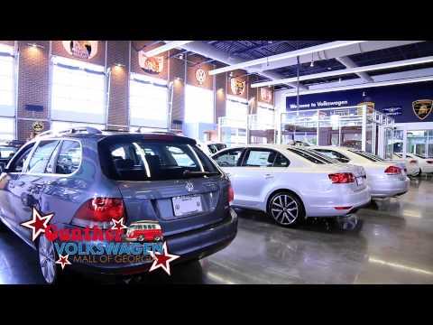 Gunther Volkswagen Mall of Georgia Best Destination Generic Ad