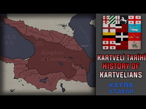 History Of Kartvelians-Every Year