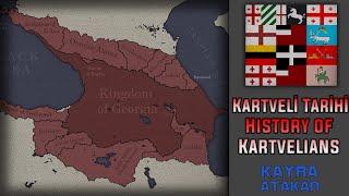 History of Kartvelians---Kartveli Tarihi