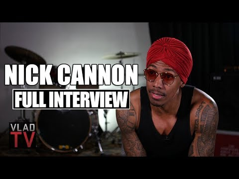 Nick Cannon on Eminem, Mariah, Mase, Drake, Kaepernick (Full Interview)