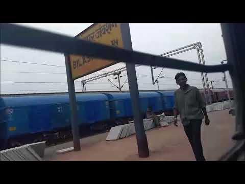 Ranchi To Hyderabad Full Journey