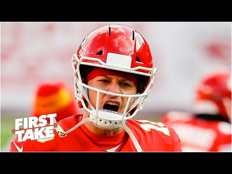 What's at stake for Patrick Mahomes in the AFC Championship Game [Part 1] | First Take