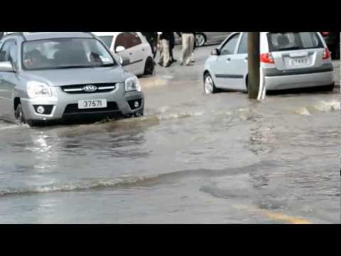 Flooding in Bermuda Sept 14 2012