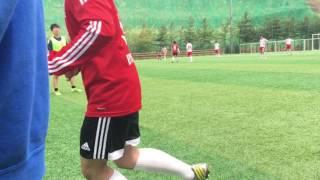 17년 고황컵 16강 vs 학회 후반전