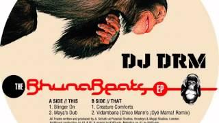 02 DJ Drm - Mayas Dub [Bastard Jazz Recordings]