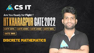 Are you ready to fight? Analysis of Discrete Mathematics   IIT KGP GATE 2022   By Sachin Sir