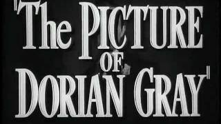 The Picture of Dorian Gray, Trailer (1945) George Sanders, Hurd Hatfield