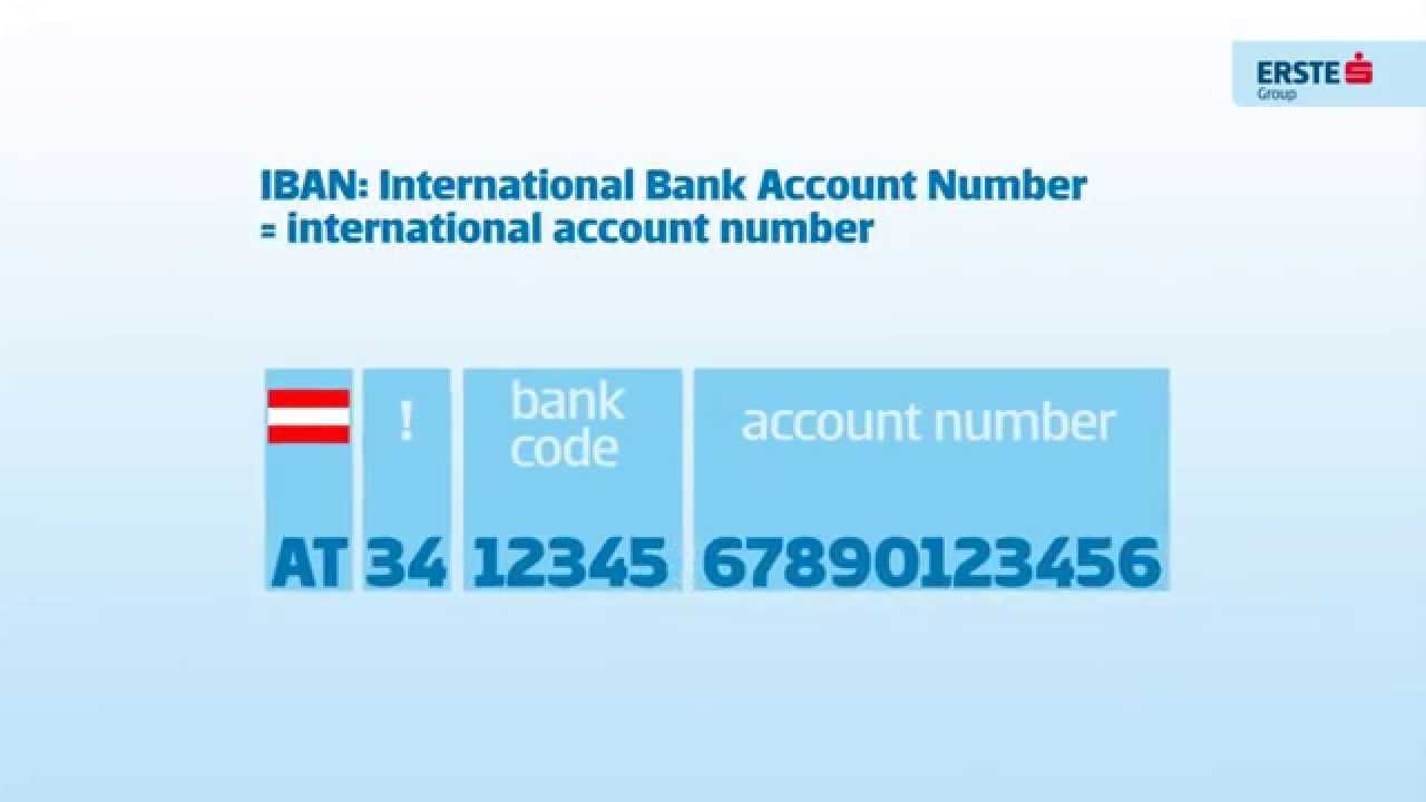 Goodbye Account Number Hello Iban July 2017