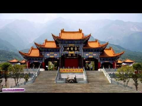 Ambient Asian Music | Chong Sheng Temple | Sleep, Study, Relax, Meditation