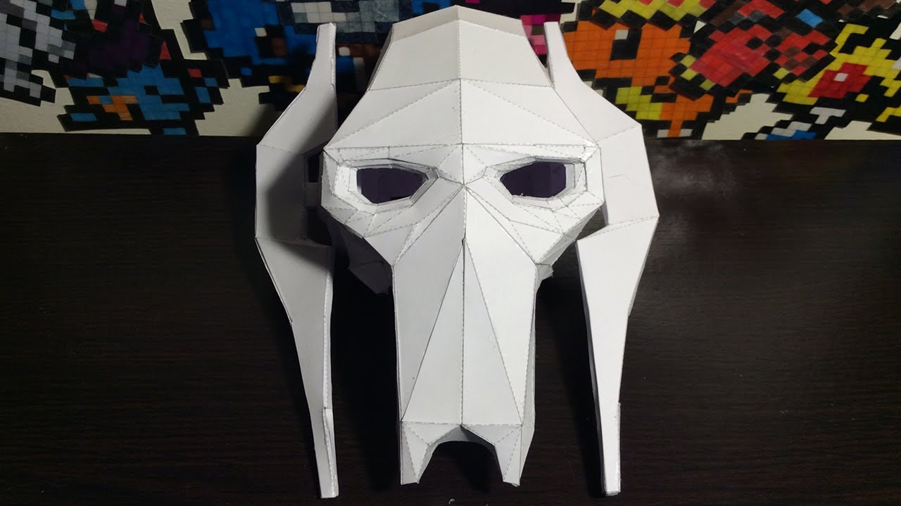 Tom Angleberger's Blog - My new origami General Grievous ... | 720x1280