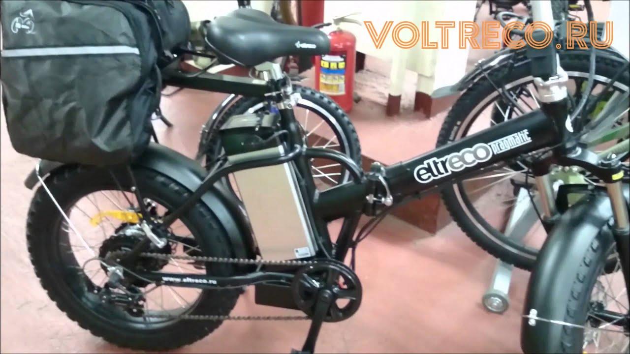 Купить Электровелосипед Через Интернет - YouTube