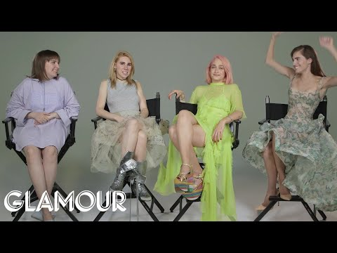 """How Well Does the Cast of """"Girls"""" Really Know Each Other? 