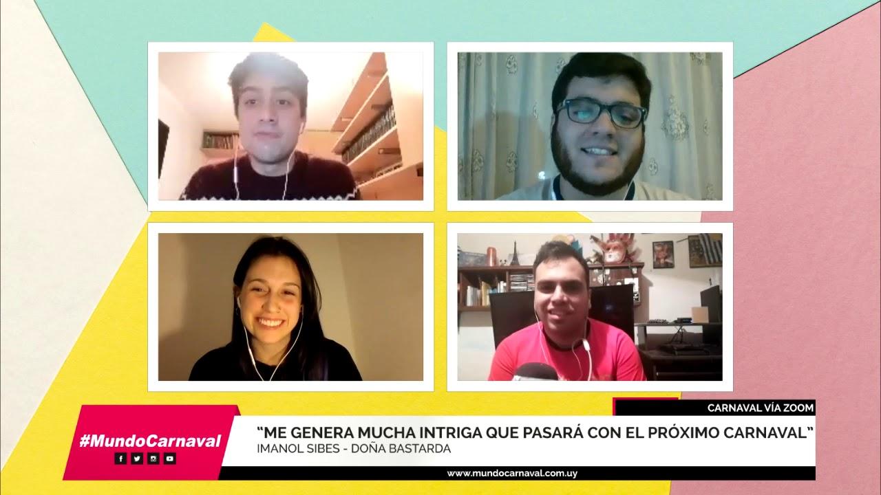 """Imanol Sibes: """"Me genera mucha intriga que pasará con el próximo Carnaval"""""""