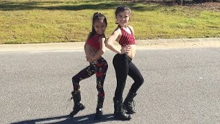 Dabria Aguilar & Lexie Spooner | Meghan Trainor - Lips Are Moving | Choreography