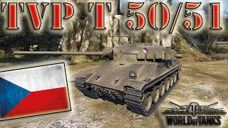 World Of Tanks /// TVP T 50/51 - Test Server Testing #1
