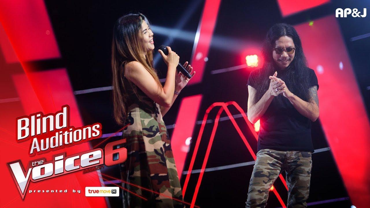แอ๊ด - Live and Learn - Blind Auditions - The Voice Thailand 6 - 12 Nov 2017