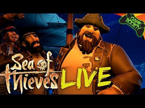 Sea of Thieves LIVE - Game Society Pimps