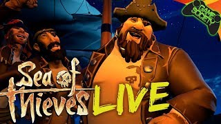Sea of Thieves LIVE - Game Society Pimps thumbnail