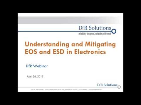Understanding and Mitigating EOS ESD in Electronics