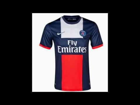 8caa26a3b53a5 los 7 mejores uniformes de futbol del mundo - YouTube