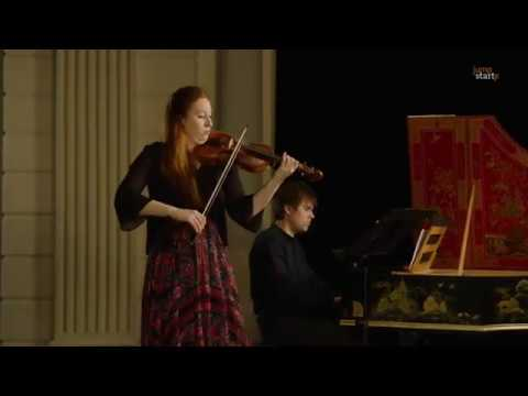 Corelli Violin Sonata Op. 5 No. 3 In C Major, Augusta McKay Lodge