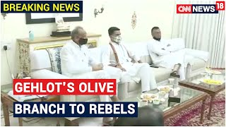 CM Gehlot At CLP Meet: Would Have Proved Majority Without Rebels, But Wouldn't Have Made Me Happy