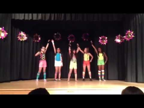 Sunnyside Talent Show 2012 - Party Rock Anthem