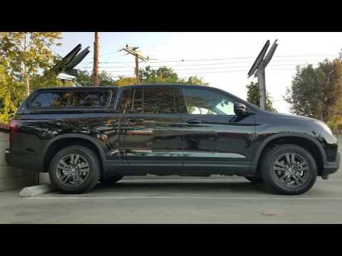 Honda Ridgeline 2017 Bed Panels Removal Sport Edition