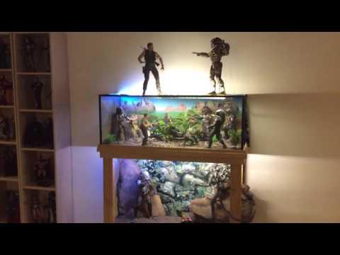 Predators Hot Toy 1/6 & Neca 1/4 scale...