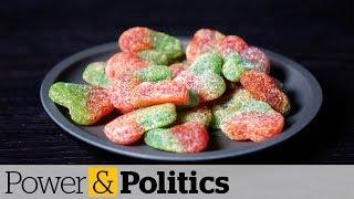 Illegal pot edibles market flourishing   Power & Politics