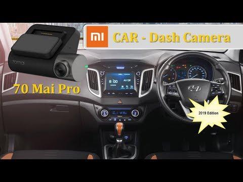 Car Dash Cam | 70 Mai Pro | 2019 | Xiaomi | Full Review