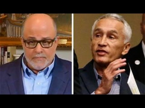 Mark Levin slams Jorge Ramos for having an agenda