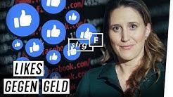 Paid Likes: Wie funktioniert das Like-Business? | STRG_F