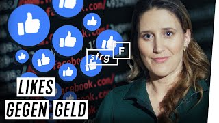 Paid Likes: Wie funktioniert das Like-Business? | STRG_F