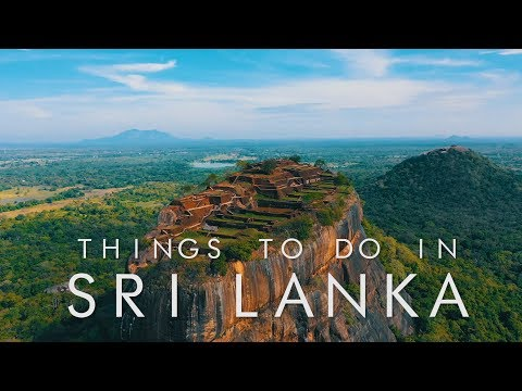 Things To Do in SRI LANKA | UNILAD Adventure