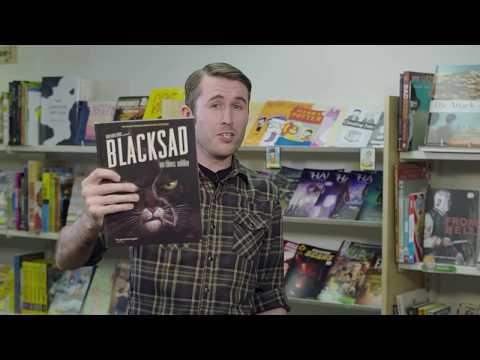 EP05 -  Ross KINDA reviews Blacksad - Greenlight Comics