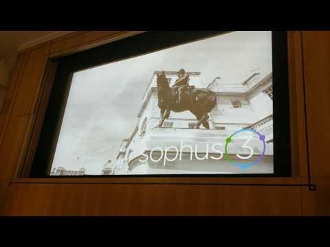 Sophus3 Forum 2017