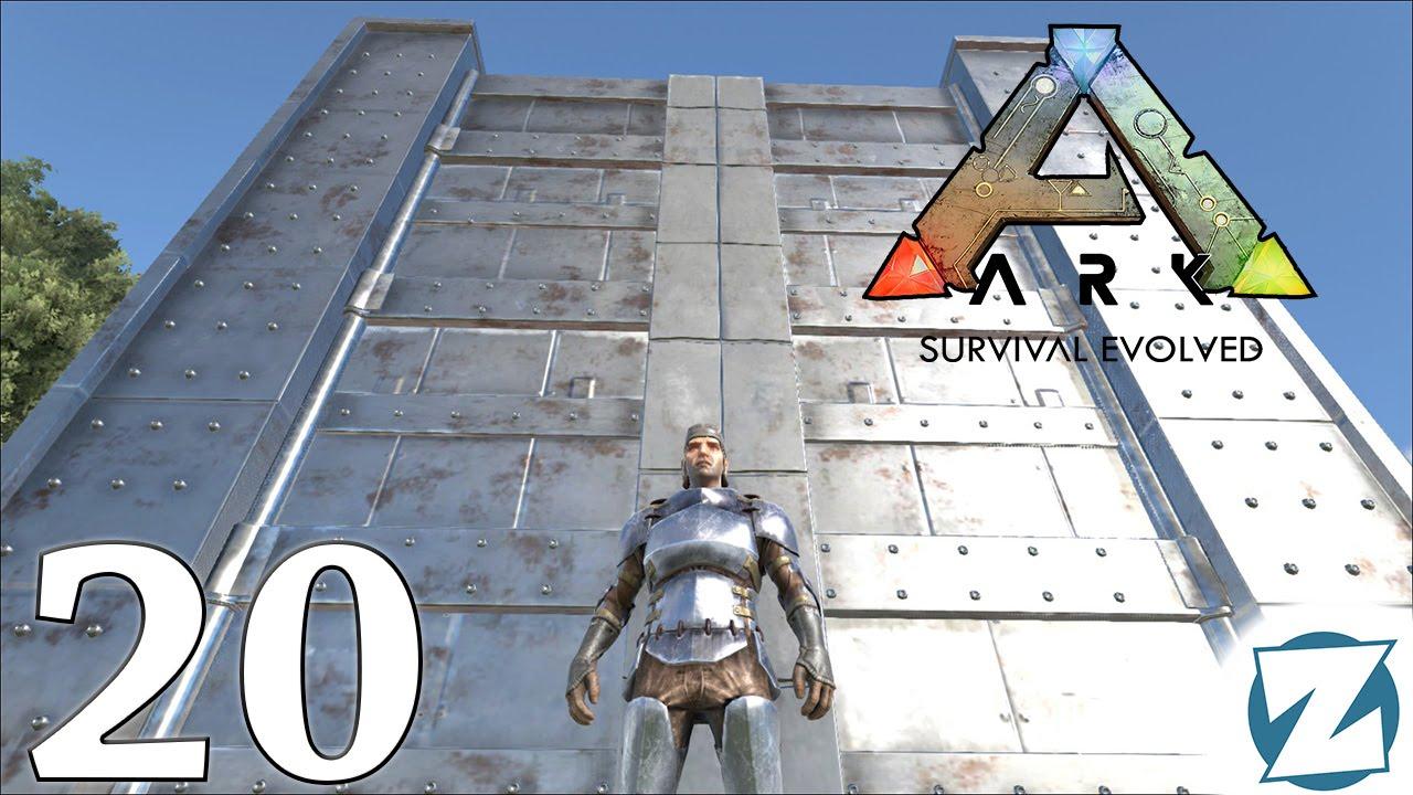 ARK Survival Evolved Gameplay   Behemoth Gates   Letu0027s Play Ep20   YouTube