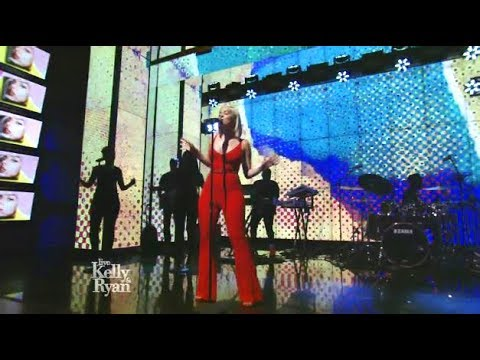 Bebe Rexha - The Way I Are - Kelly & Ryan (LIVE)