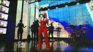 Bebe Rexha - The Way I Are - Kelly & Ryan (LIVE)