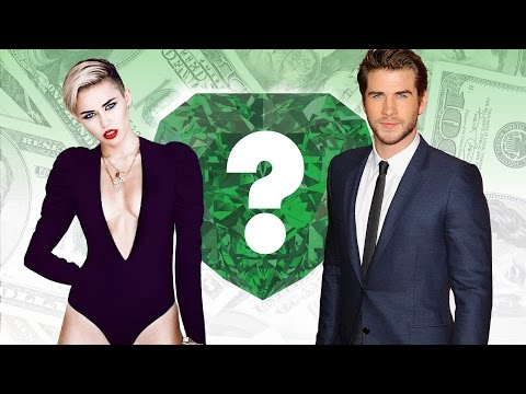 WHO'S RICHER? - Miley Cyrus or Liam Hemsworth? - Net Worth Revealed! (2016)