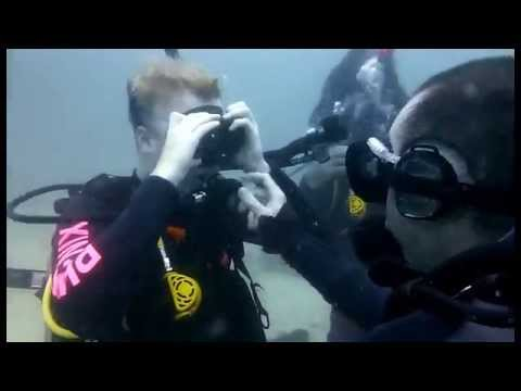 Open Water diving course @Koh Tao 19-02-2015