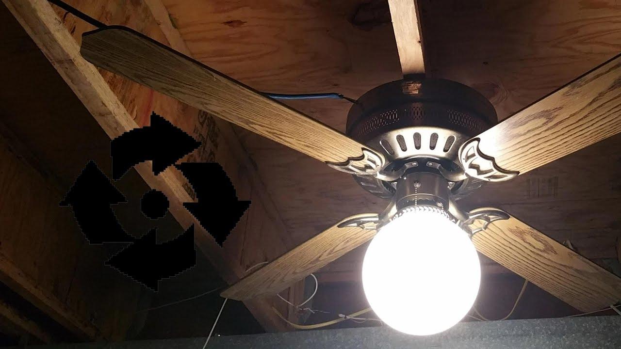 Saff Enterprise PX-52 Ceiling Fan - YouTube