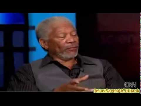 "Do Not Call Morgan Freeman ""A Man of God""!"