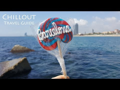 Barcelona mit Travel Guide Sophia (Chillout Sunday)