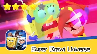 Super Brawl Universe ACT3 5 Walkthrough Nick Champions Fighting Game Recommend index four stars